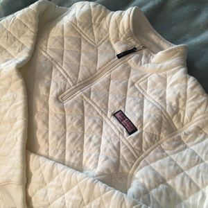 Vineyard vines quarter zip up